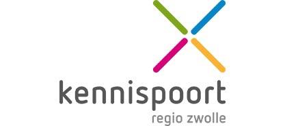 Logo Kennispoort Zwolle